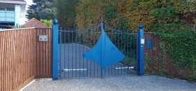 Ornate Bespoke Gates