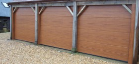 Hormann Decograin Sectional Doors