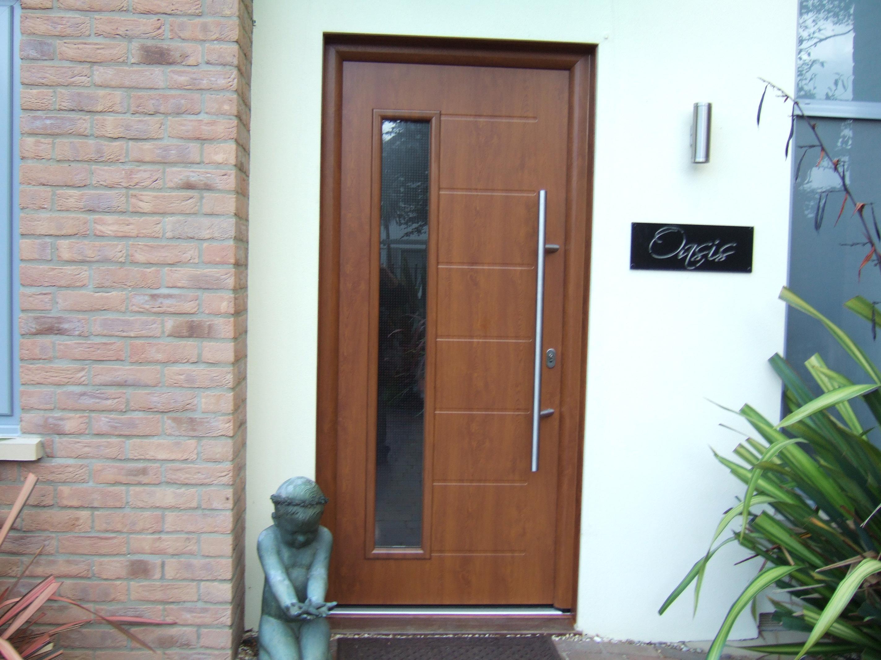 Hormann Front Entrance Door & Gallery - Garage Master Ltd - Garage doors and operators for ...