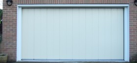 Hormann HST Side Sectional Door