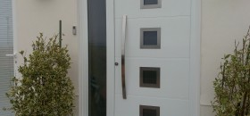 Hormann Front Entrance Door